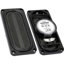 """Mini reproduktor Visaton SC 4.9 FL, 3.5 """", 8 Ohm, 4 W"""