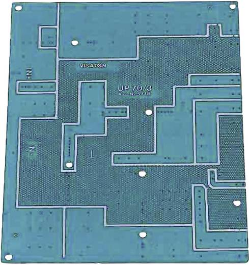 Universalplatine Visaton UP 70/3, univers.pr. 1 St.