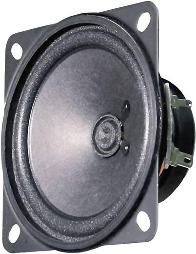 3.4 Zoll 8.7 cm Breitband Lautsprecher-Chassis Visaton FR 87 15 W 4 Ω