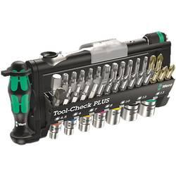 Sada bitov Wera Tool-Check PLUS 05056490001, 25 mm, nástrojová ocel, legované, vysoko pevné, 39dílná