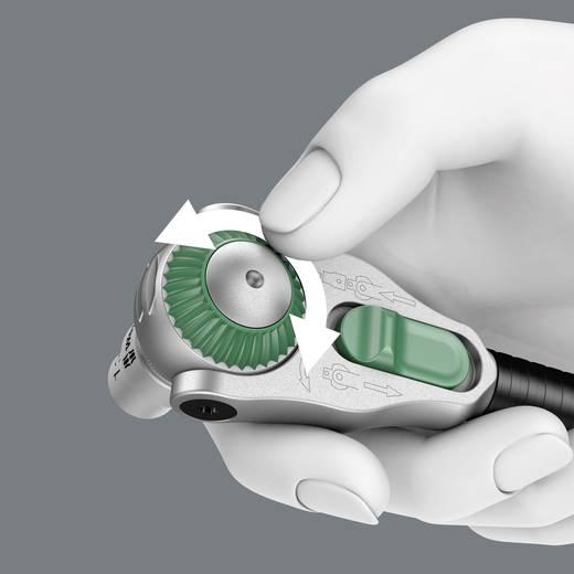 """Steckschlüsselsatz metrisch 1/4"""" (6.3 mm) 28teilig Wera 8100 SA Zyklop Speed 05004016001"""