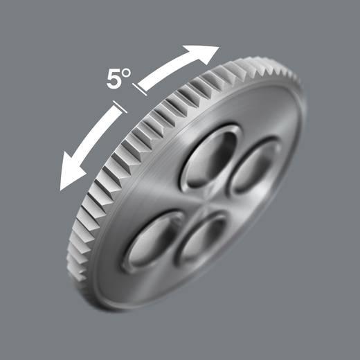 """Steckschlüsselsatz metrisch 1/2"""" (12.5 mm) 28teilig Wera 8100 SC 6 Zyklop Speed 05004076001"""