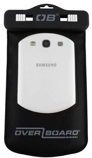 OverBoard Mobiltelefontasche Étui pour téléphone portable Schwarz OB1008