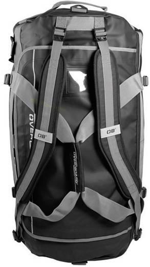 OverBoard Reisetasche Adventure 90 90 l (L x B x H) 780 x 420 x 330 mm Schwarz-Grau OB1059