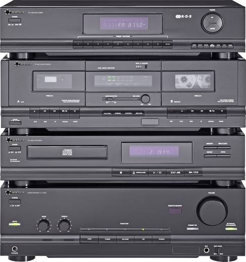 Renkforce A-1000 Stereo-Verstärker 2 x 50 W Schwarz