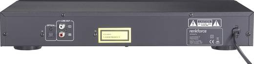 CD-Player Renkforce CD-2000ME Schwarz USB