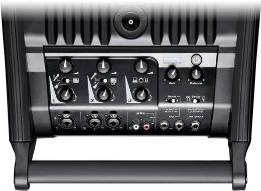 Aktives PA-Lautsprecher-Set HK Audio Lucas Nano 600 inkl. Tasche