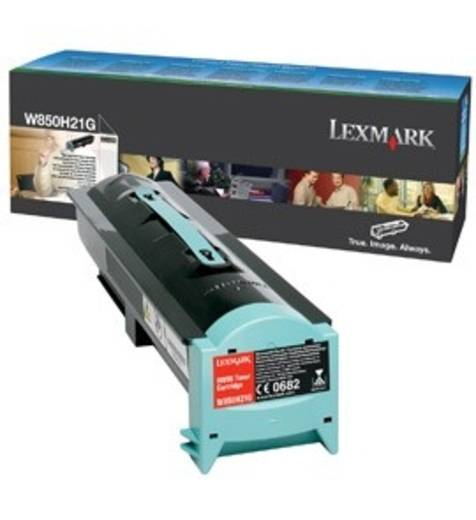 Lexmark Toner W850H21G W850H21G Original Schwarz 35000 Seiten