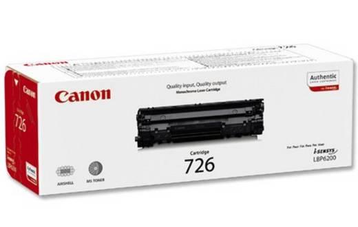 Canon Toner 726 3483B002 Original Schwarz 2100 Seiten