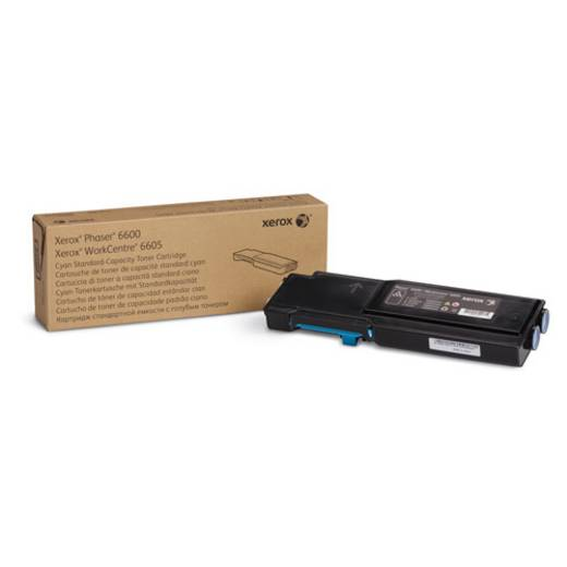 Xerox Toner 106R02245 106R02245 Original Cyan 2000 Seiten