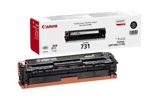 Canon Toner 731 K 6272B002 Original Schwarz 1400 Seiten