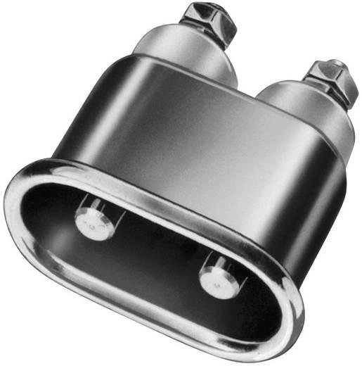 Warmgeräte-Steckverbinder 344 Serie (Netzsteckverbinder) 344 Stecker, Einbau vertikal Gesamtpolzahl: 2 + PE 16 A Metall