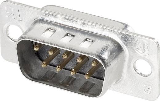 D-SUB Stiftleiste 180 ° Polzahl: 9 Lötkelch TE Connectivity AMPLIMITE HD-20 1 St.