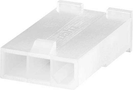 TE Connectivity 1586024-4 Stiftgehäuse-Kabel VAL-U-LOK Polzahl Gesamt 4 Rastermaß: 4.20 mm 1 St.