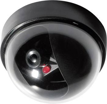Kamera-Attrappe mit blinkender LED