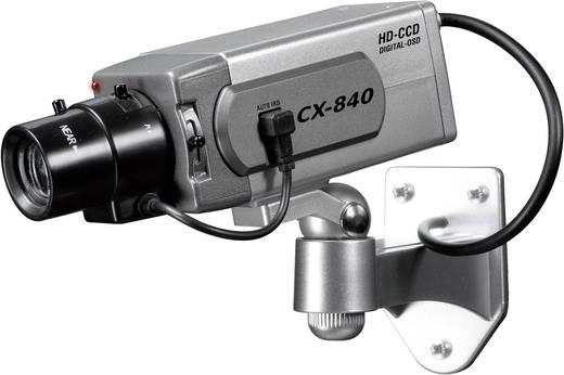 Kamera-Attrappe mit blinkender LED 24220