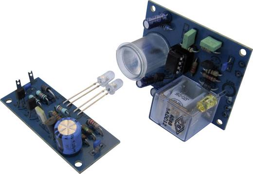 Lichtschranke Bausatz Kemo B213 9 V/DC, 12 V/DC 50 m