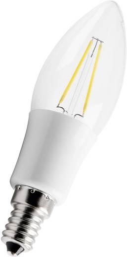 LED E14 Kerzenform 2 W = 15 W Warmweiß EEK: A+ softLED Filament 1 St.