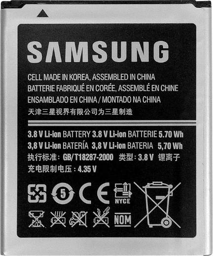 Handy-Akku Samsung Passend für: Samsung Galaxy S3 Mini 1500 mAh Bulk/OEM