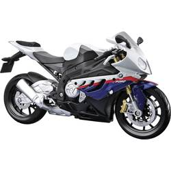Model motorky Maisto BMW S1000RR, 1:12