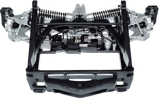 1:8 Modellauto Pocher Lamborghini Aventador noir mat