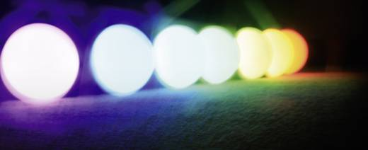 Tabu Lümen TL800 Bluetooth RGB LED-Glühbirne mit freier Farbwahl und großem Funktionsumfang für iOs und Android