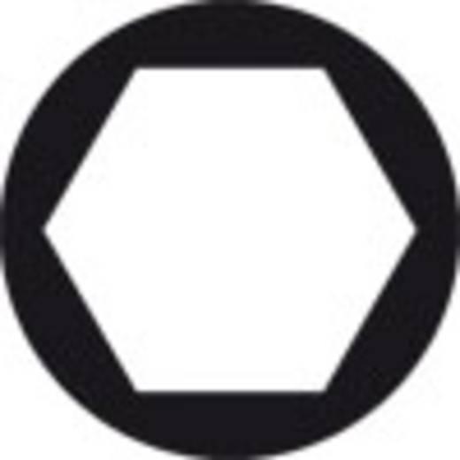 Werkstatt Außen-Sechskant Wechselklinge Wiha System 6 U 106 4.5 mm 150 mm Passend für Wiha System 6