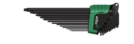 Innen-TORX Winkelschraubendreher-Set 13teilig Wiha TORX MagicSpring ErgoStar SB 366R HZ13