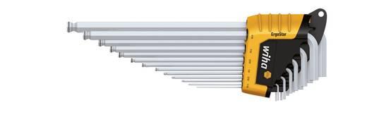 Innen-Sechskant Winkelschraubendreher-Set 13teilig Wiha Hexagon ErgoStar SB 369R HZ13