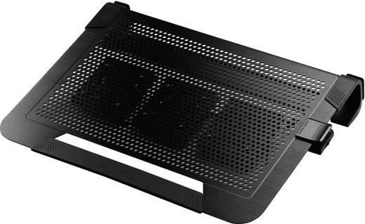 Notebook-Ständer mit Kühlfunktion Cooler Master Notepal U3 Plus regelbare Lüfter