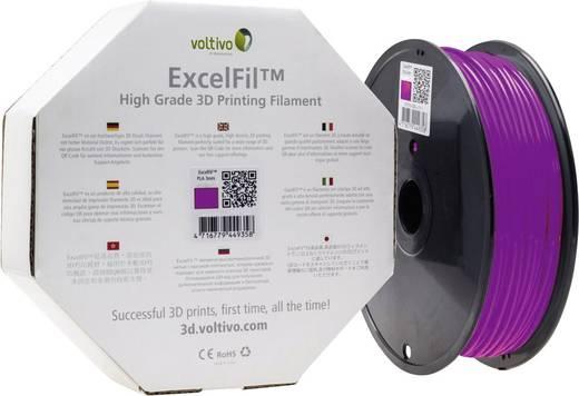 Filament Voltivo ExcelFil™ ABS 1.75 mm Violett 1 kg