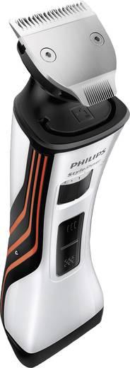 Bartschneider Philips QS6141/32 StyleShaver abwaschbar Silber, Orange