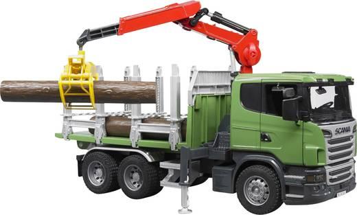 SCANIA R-Serie Holztransporter LKW
