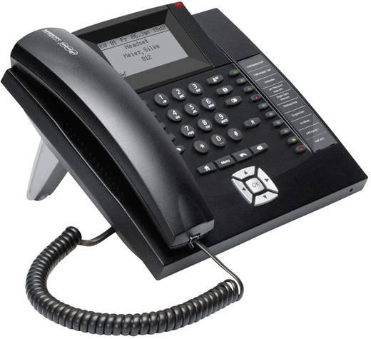Systemtelefon, ISDN Auerswald COMfortel 1200 Freisprechen Beleuchtetes Display Schwarz