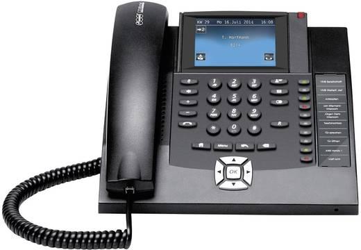 Systemtelefon, ISDN Auerswald COMfortel 1400 Freisprechen, Touchscreen Touch-Farbdisplay Schwarz