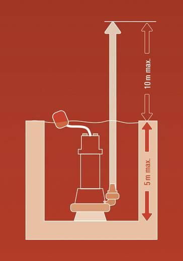 Einhell 4170742 Schmutzwasser-Tauchpumpe 23000 l/h 10 m