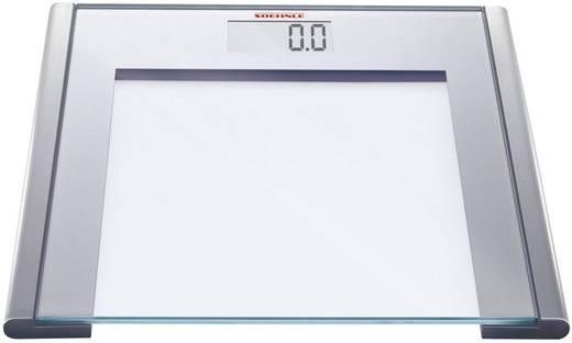 Soehnle Digitale Personenwaage Silver Sense Wägebereich (max.)=150 kg Silber