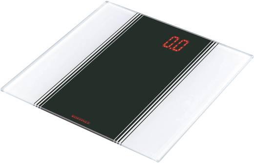 Soehnle Digitale Personenwaage LED Sensation Wägebereich (max.)=150 kg Weiß-Schwarz