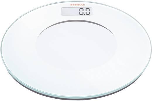 Soehnle Digitale Personenwaage Circle Balance Wägebereich (max.)=150 kg Weiß