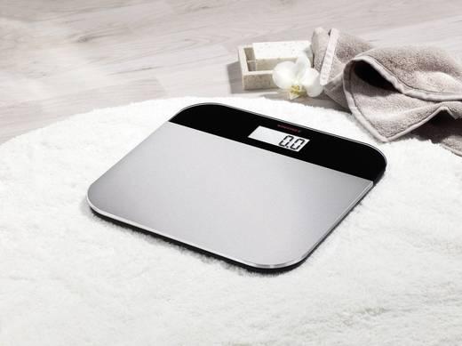 Soehnle Digitale Personenwaage Elegance Steel Wägebereich (max.)=150 kg Silber-Schwarz