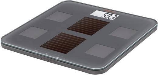 Soehnle Digitale Personenwaage Solar Fit Wägebereich (max.)=150 kg Grau