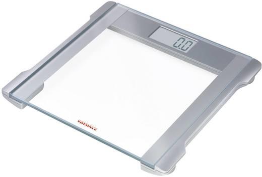 Soehnle Digitale Personenwaage Melody 2.0 Wägebereich (max.)=150 kg Silber
