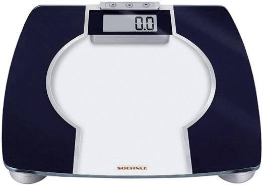 Soehnle Körperanalysewaage Body Control Contour F3 Wägebereich (max.)=150 kg Anthrazit
