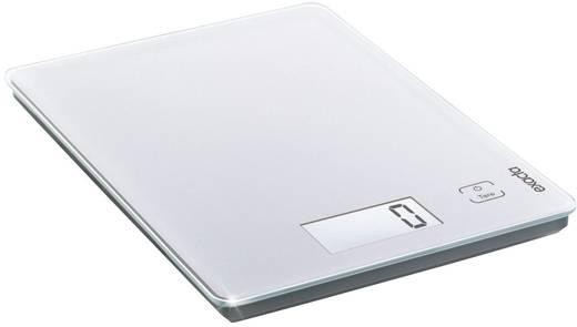 Digitale Küchenwaage digital Soehnle Exacta Touch Wägebereich (max.)=5 kg Silber