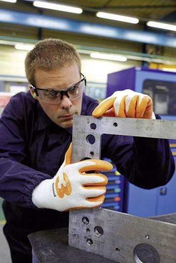 Dyneema®, Lycra® Schnittschutzhandschuh Größe (Handschuhe): 9, L EN 420 , EN 388 CAT II Honeywell Check & Go Amber PU 3