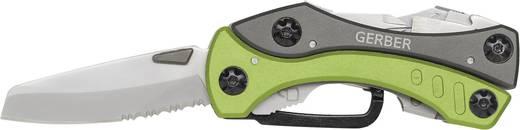 Multitool mit Clip, mit Karabiner Anzahl Funktionen 9 Gerber Crucial Green GE30-000140 Silber, Grün