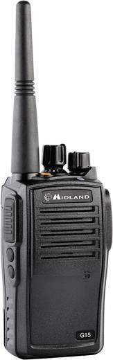 PMR-Handfunkgerät Midland G15 C1127