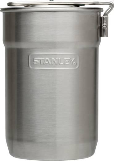 Stanley Camping Kochgeschirr Adventure Koch- und Tassen-Set 1 Set 10-01290-001 Edelstahl, Kunststoff
