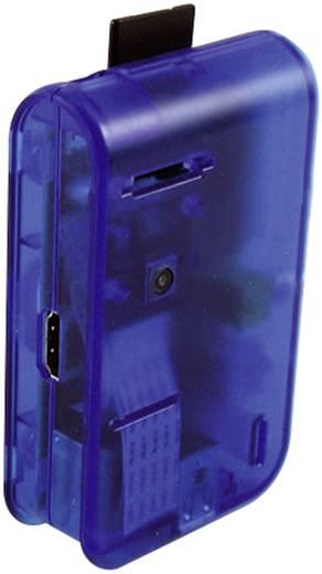 Raspberry Pi® Gehäuse Blau 1593HAMPITBU Raspberry Pi®