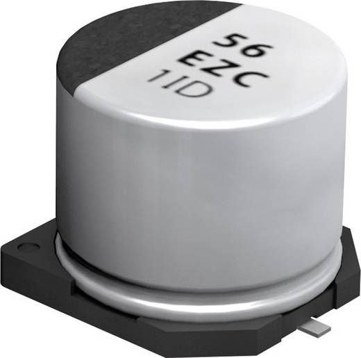 Panasonic EEHZC1J220XP Elektrolyt-Kondensator SMT 22 µF 63 V 20 % (Ø x H) 6.3 mm x 7.7 mm 1 St.